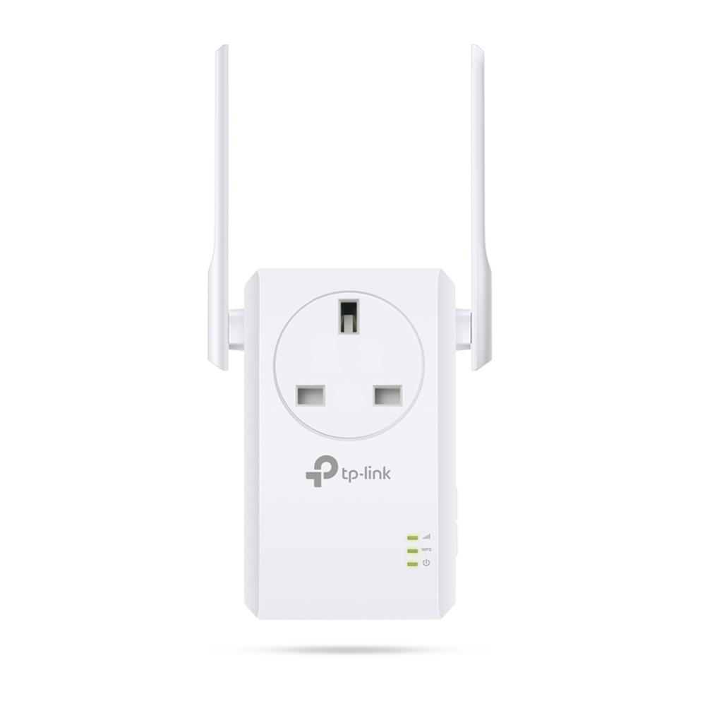 TP-LINK TL-WA860RE Repetidor de red 10,100 Mbit/s Blanco