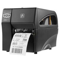 Zebra ZT220 labelprinter Thermo transfer 203 x 203 DPI