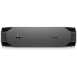 HP Z2 Mini G5 i7-10700 mini PC 10th gen Intel® Core™ i7 16 GB DDR4-SDRAM 512 GB SSD Windows 10 Pro for Workstations Workstation Black, Grey
