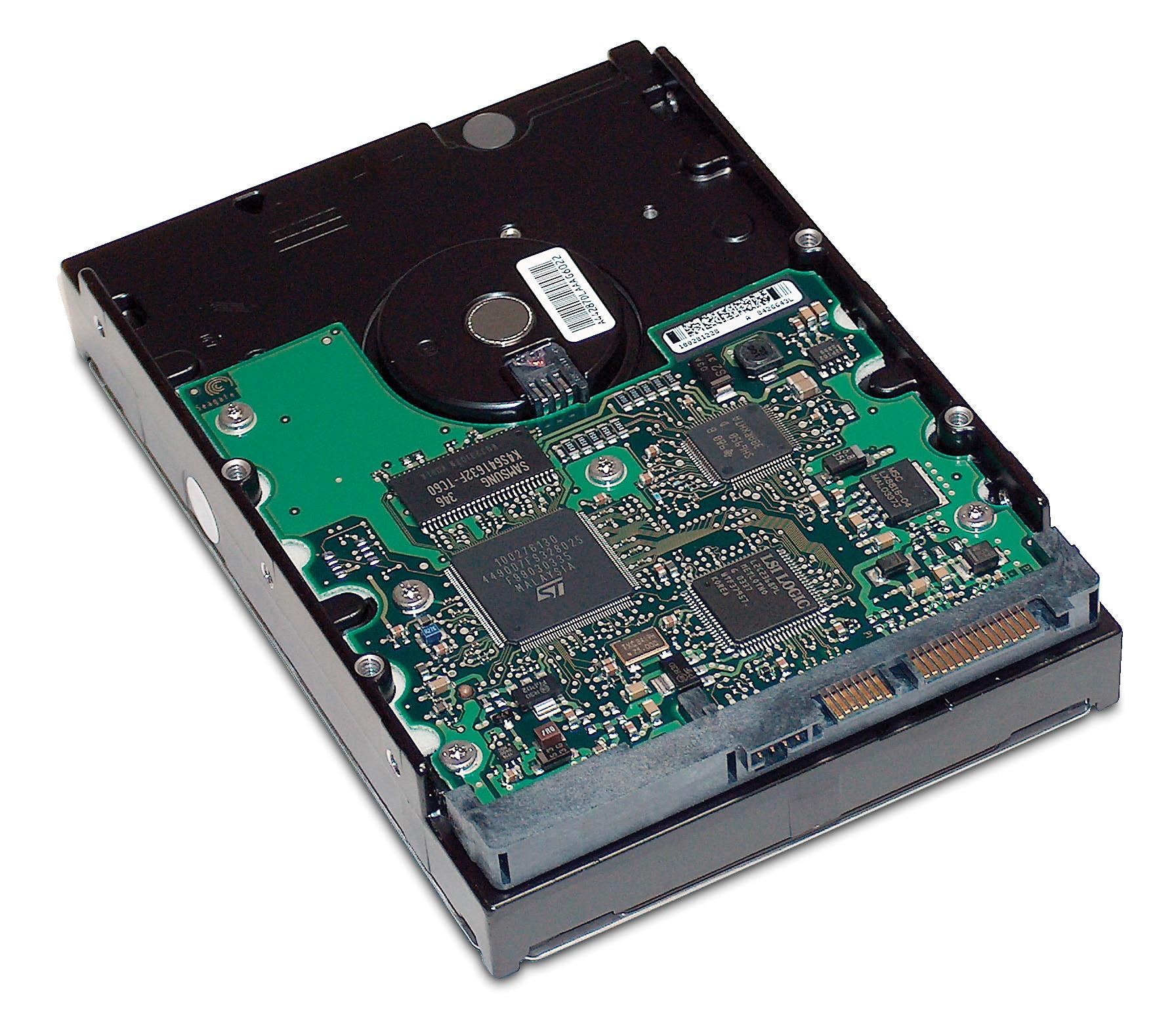 """HP QB576AA interne harde schijf 3.5"""" 2000 GB SATA,Serial ATA"""