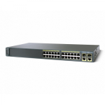 Cat 2960 24 10/100 PoE +2 T/SFP LAN LiteImage REMANUFACTURED