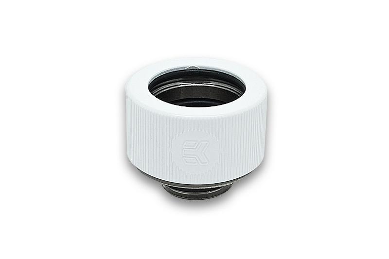 EK Water Blocks 3831109846148 hardware cooling accessory White