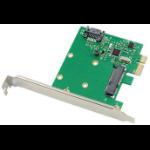 Microconnect MC-PCIE-ASM1061 interface cards/adapter SATA Internal
