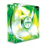 Antec TriCool 80mm Green Computer case