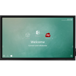 "Viewsonic IFP7530 interactive whiteboard 190.5 cm (75"") 3840 x 2160 pixels Touchscreen Black"
