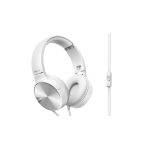 Pioneer SE-MJ722T-W Head-band Binaural Wired White mobile headset