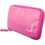Urban Factory HDD14UF storage drive case Vinyl Pink