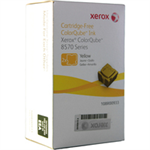 108R00933 - Pack of 2 YELLOW XEROX ORIGINAL ink sticks for ColorQube 8570 & 8580 (4,400 pages)