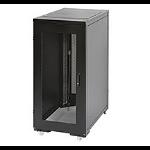 Eaton REA27608SPBE Freestanding rack Black rack