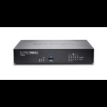 SonicWall TZ300 cortafuegos (hardware) 750 Mbit/s