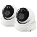 Swann SWPRO-1080MSDPK2 CCTV security camera Indoor & outdoor Dome Ceiling/wall