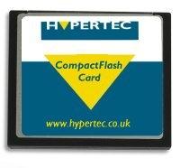 Hypertec CompactFlash Card 1GB 1GB CompactFlash memory card