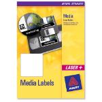 Avery L7666-25 printer label White