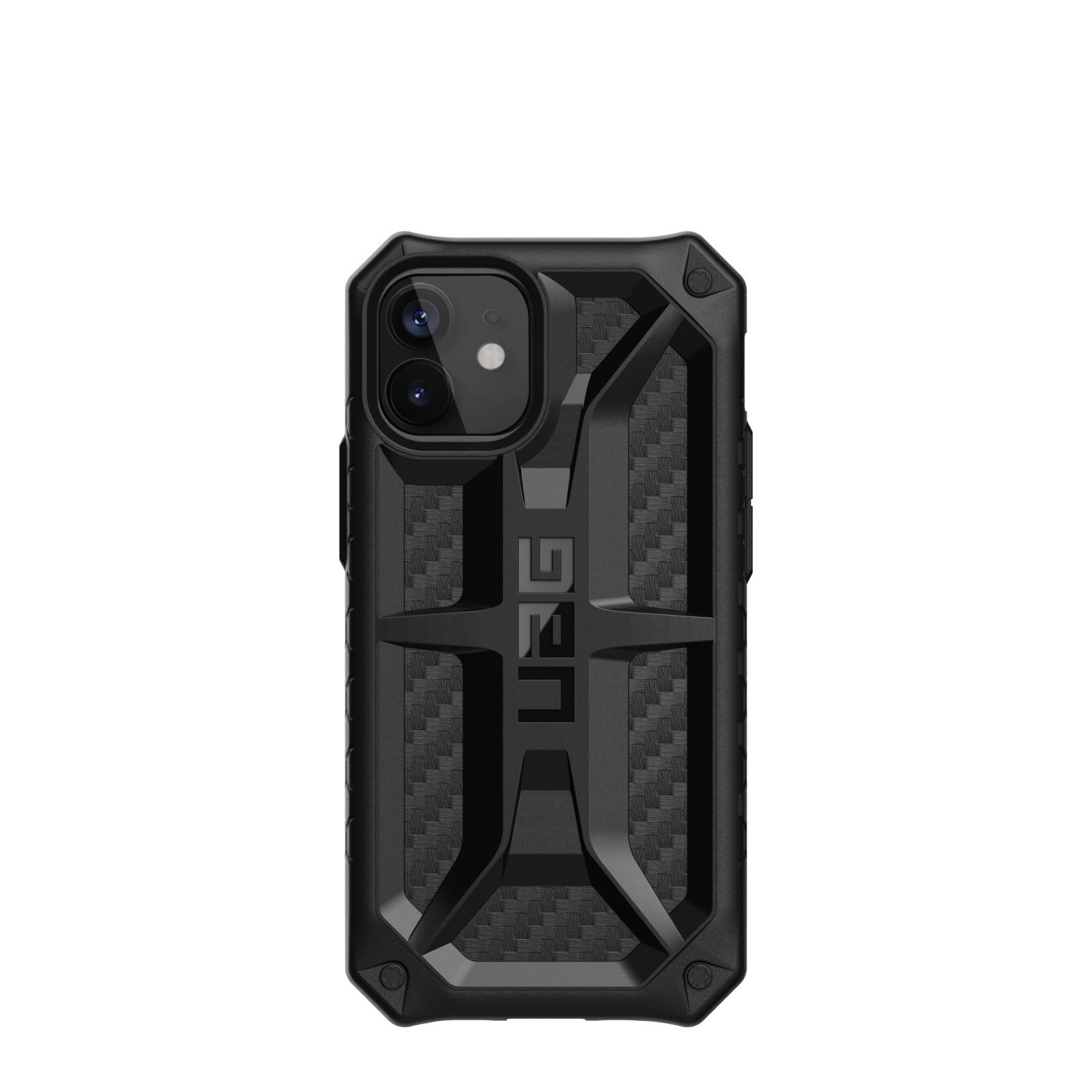 """Urban Armor Gear Monarch funda para teléfono móvil 13,7 cm (5.4"""") Carbono"""