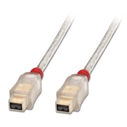 Lindy FireWire 800-Kabel 9-9 Beta Premium, 0,3m Hochwertiges