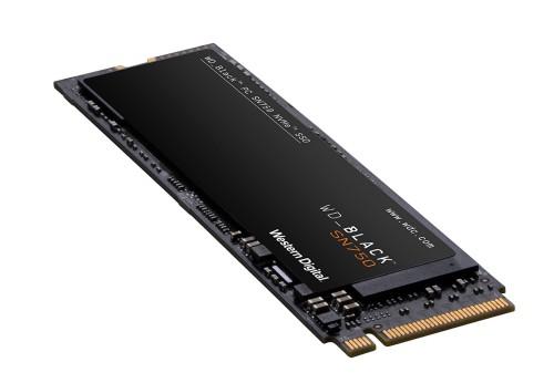 Western Digital SN750 internal solid state drive M.2 1000 GB PCI Express 3.0 NVMe