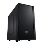 Cooler Master Silent Silencio 352 Micro Tower Black