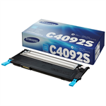 Samsung CLT-C4092S/ELS (C4092S) Toner cyan, 1000 pages @ 5% coverage
