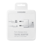 Samsung EP-TA20HWECGAU mobile device charger Indoor White
