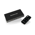 iogear GHDSW4K4 HDMI video switch