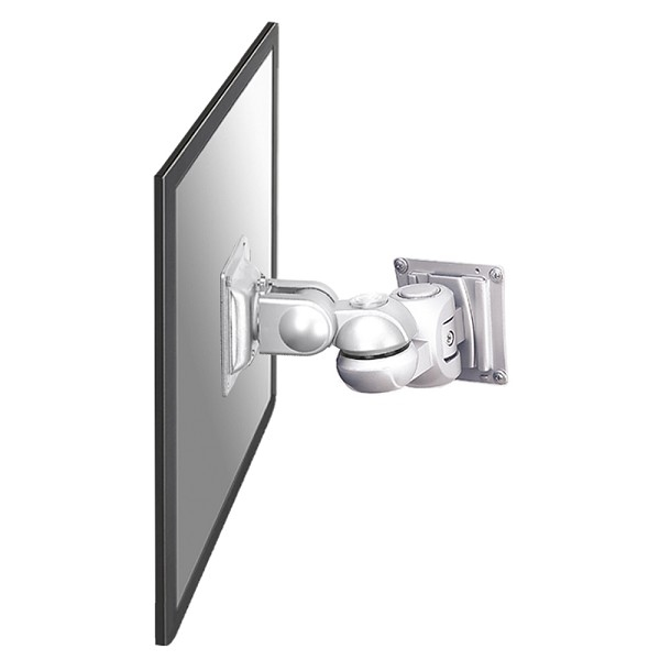 LCD Monitor Arm (fpma-w910) Wall Mount 191.5mm Length Silver