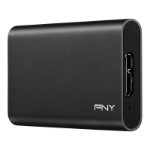 PNY Elite 240 GB Zwart