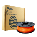 XYZprinting RFPLBXEU07E Polylactic acid (PLA) Orange,Transparent 600g