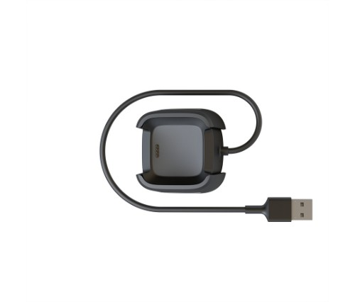 Fitbit FB166RCC Charging cable Black