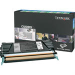Lexmark C522A3KG Toner black, 4K pages @ 5% coverage