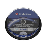 Verbatim M-Disc BD-R 25GB BD-R 10pc(s)