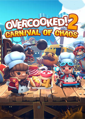 Nexway Overcooked! 2 - Carnival of Chaos, PC Video game downloadable content (DLC) PC/Mac/Linux