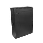 StarTech.com 6U verticale serverkast 76,2 cm diep wandmonteerbare server rack