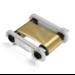 Evolis RCT016NAA printer ribbon Gold