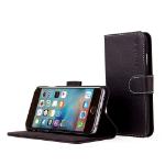 "TheSnugg B00N98LX88 4.7"" Folio Black mobile phone case"
