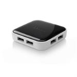 Belkin USB 2.0 Hub 1:7 Squared Active -