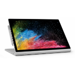 "Microsoft Surface Book 2 Silver Hybrid (2-in-1) 38.1 cm (15"") 3240 x 2160 pixels Touchscreen 1.90 GHz 8th gen Intel® Core™ i7 i7-8650U"