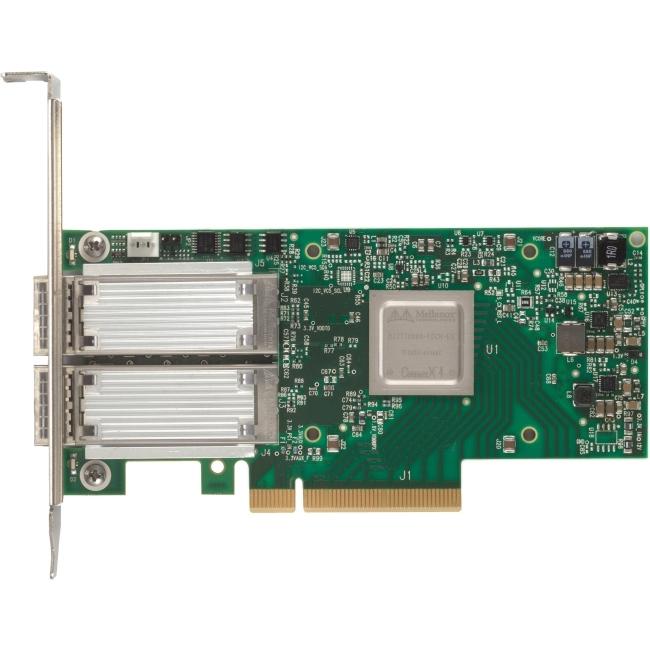 Mellanox Technologies MCX414A-GCAT adaptador y tarjeta de red 50000 Mbit/s Interno