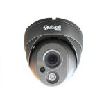 Xvision XC1080VP-2 IP security camera Indoor & outdoor Dome Grey security camera