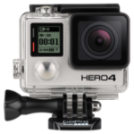 GoPro HERO4 Black 12MP Full HD Wi-Fi 88g action sports cameraZZZZZ], CHDHX-401