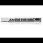 Hewlett Packard Enterprise 8/8 Base (0) e-port SAN Managed 1U Grey
