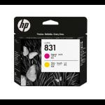 HP CZ678A (831) Printhead magenta