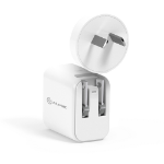 ALOGIC USB-C Wall Charger 18W with Power Delivery - WHITE