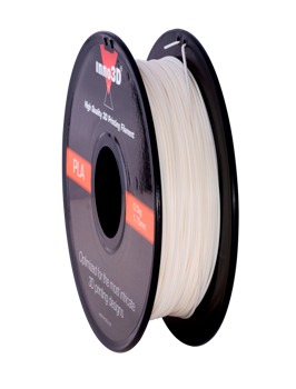 Abs Filament 1.75mm 200mm spool White
