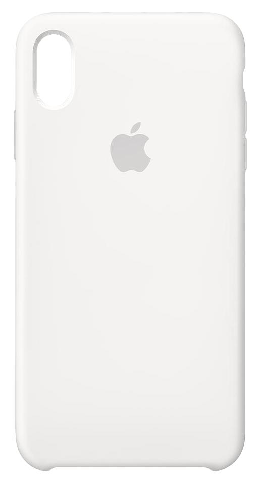 "Apple MRWF2ZM/A funda para teléfono móvil 16,5 cm (6.5"") Funda blanda Blanco"