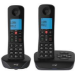 British Telecom ESSENTIAL DECT TAM PHONE TWIN
