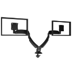 "Chief K1D220S flat panel desk mount 30"" Silver"