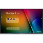 "Viewsonic IFP6550-3 interactive whiteboard 165.1 cm (65"") 3840 x 2160 pixels Touchscreen Black HDMI"