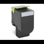 Lexmark 24B6011 Toner black, 6K pages