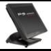 """Posiflex PS-3315E terminal POS 38,1 cm (15"""") 1024 x 768 Pixeles Pantalla táctil 2 GHz J1900 Todo-en-Uno Negro"""