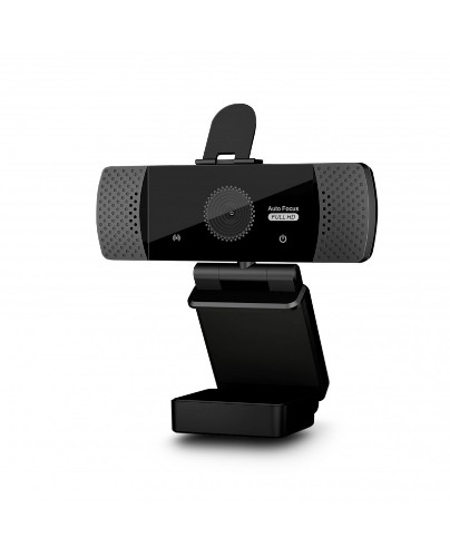 Urban Factory WEBEE webcam 2.1 MP 1920 x 1080 pixels USB 2.0 Black
